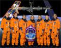 STS-117クルー