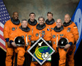 STS-122クルー