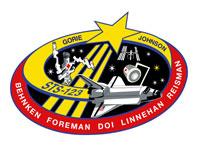 画像:STS-123ミッションパッチ