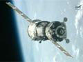 ソユーズTMA-05M宇宙船(31S)のドッキング