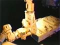 「こうのとり」3号機の曝露パレットの収納
