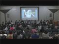 星出宇宙飛行士ISS長期滞在ライブ交信イベント ~秋の夜長は、サイエンス・カフェ@筑波宇宙センター~ 第一部