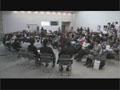 星出宇宙飛行士ISS長期滞在ライブ交信イベント ~秋の夜長は、サイエンス・カフェ@筑波宇宙センター~ 第二部