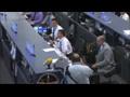 「こうのとり」5号機把持時のNASAのミッション・コントロール・センターの様子