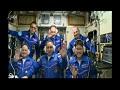 金井宇宙飛行士、長期滞在開始!