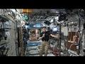 金井宇宙飛行士 宇宙からの初メッセージ