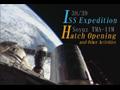若田宇宙飛行士 ソユーズ「TMA-11M宇宙船(37S)」ハッチオープン、交信イベントライブ中継=録画=
