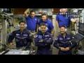 油井宇宙飛行士 ソユーズ「TMA-17M宇宙船(43S)」ハッチオープン、交信イベントライブ中継