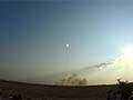 大西宇宙飛行士ISS長期滞在:大西宇宙飛行士ISS長期滞在:ソユーズMS-01宇宙船(47S)打上げ見学所の定点カメラ映像