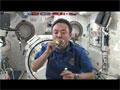 宇宙ふしぎ実験「しゃぼん玉を使った実験」