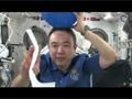 宇宙ふしぎ実験「宇宙でパチパチ、静電気?」
