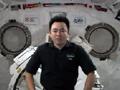 ISS滞在中の星出宇宙飛行士からのメッセージ