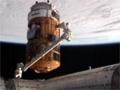 HTV-1ミッション ISSへの結合(飛行8日目)