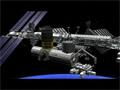 HTV2ミッションのCG映像(リロケーション)