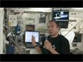 野口宇宙飛行士による「きぼう」ロボットアームの紹介