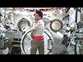 金井宇宙飛行士から平昌オリンピック日本代表選手団に向けた応援メッセージ