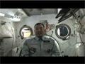 野口宇宙飛行士からの山崎宇宙飛行士のミッションに向けてのメッセ-ジ