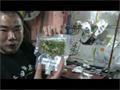 野口宇宙飛行士による宇宙食の紹介