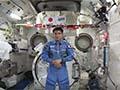 大西宇宙飛行士ISS長期滞在活動報告(Vol.1) 日本の皆さんへメッセージ