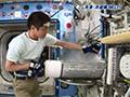 大西宇宙飛行士ISS長期滞在活動報告(Vol.11) 冷凍・冷蔵庫(MELFI)の説明