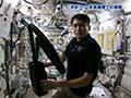 大西宇宙飛行士ISS長期滞在活動報告(Vol.13) ISSでの生活