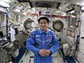 大西宇宙飛行士ISS長期滞在活動報告(Vol.15) メッセージ