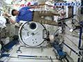 大西宇宙飛行士ISS長期滞在活動報告(Vol.16) 大西宇宙飛行士流ISSでの生活の工夫