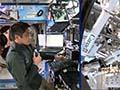 大西宇宙飛行士ISS長期滞在活動報告(Vol.22) ISSでの仕事を紹介