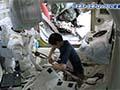 大西宇宙飛行士ISS長期滞在活動報告(Vol.23) ISSでの仕事を紹介