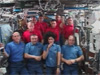 サムネイル:13A(STS-117)飛行9日目ハイライト(軌道上共同記者会見)