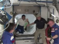SPACE@NAVI-Kibo DAILY PROGRAM STS-119 DAY3 「若田宇宙飛行士 ISSへ入室  長期滞在へ」