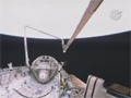 15A(STS-119)飛行12日目ハイライト(OBSSを使用したTPSの後期点検)