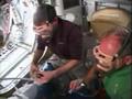 1E(STS-122)飛行6日目ハイライト(「コロンバス」(欧州実験棟)への入室、第2回船外活動の準備)