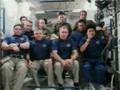 1J/A(STS-123)飛行14日目ハイライト(軌道上共同記者会見)