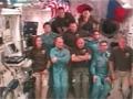 1J(STS-124)飛行10日目ハイライト(「きぼう」ロボットア-ム最終展開、軌道上共同記者会見)