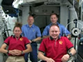 ULF2(STS-126)飛行10日目ハイライト(広報イベント)