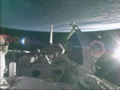 2J/A(STS-127)飛行2日目ハイライト(機体の熱防護システムの検査)