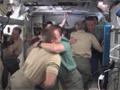 20A(STS-130)飛行12日目ハイライト(軌道上共同記者会見、別れの挨拶)