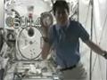 ISSとディスカバリー号間のハッチオープン