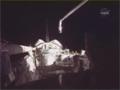 ULF4(STS-132)飛行2日目ハイライト(機体の熱防護システムの検査)