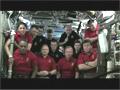 ULF5(STS-133)飛行9日目ハイライト(軌道上共同記者会見)
