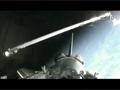 ULF7(STS-135)飛行2日目ハイライト(機体の熱防護システムの検査)