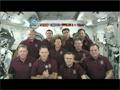ULF7(STS-135)飛行8日目ハイライト(軌道上共同記者会見)