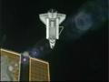 ULF7(STS-135)飛行12日目ハイライト(ISSからの分離、機体の後期点検)