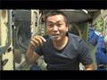 若田宇宙飛行士「ISSでの日常生活の様子」