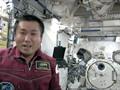 若田宇宙飛行士のきぼうツア-