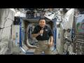 『週刊若田』(Vol.8) 「ISSの若田宇宙飛行士から新年のあいさつとソチ五輪への応援メッセージ」