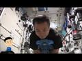 『週刊若田』(Vol.12) 「ISSでの体重測定の様子」