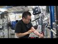 『週刊若田』(Vol.14) 「国際宇宙ステーションでの採血」