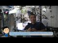 『週刊若田』(Vol.23) 「NASAの流体実験(Capillary Flow Experiment 2)」